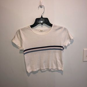 Cropped T